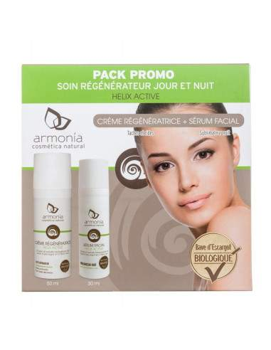HELIX ACTIVE SNAIL BOX PACK SKIN RENEWAL AND SERUM