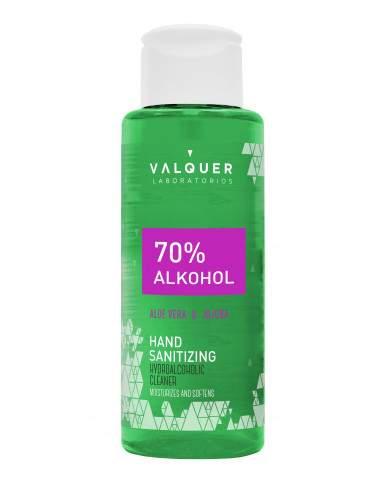 KÉZTISZTÍTÓ GÉL 70% ALKOHOLLAL