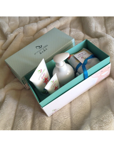 ORGANIC BABY CARE PACKAGE